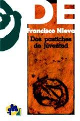 DOS PASTICHES DE JUVENTUD