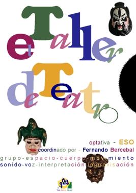 EL TALLER DE TEATRO (El libro para el alumno)